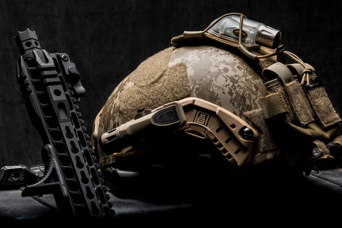 Inforce Tactical helmet light
