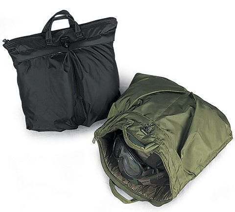 Flight Crew Helmet bag for ballistic helmet
