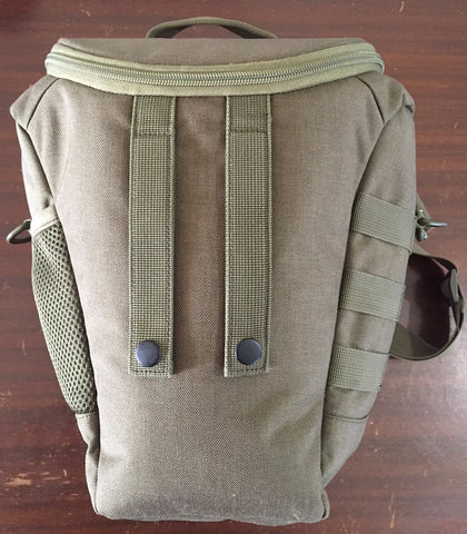 Helmet Bag with MOLLE