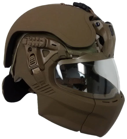 3m Integrated Head Protection System