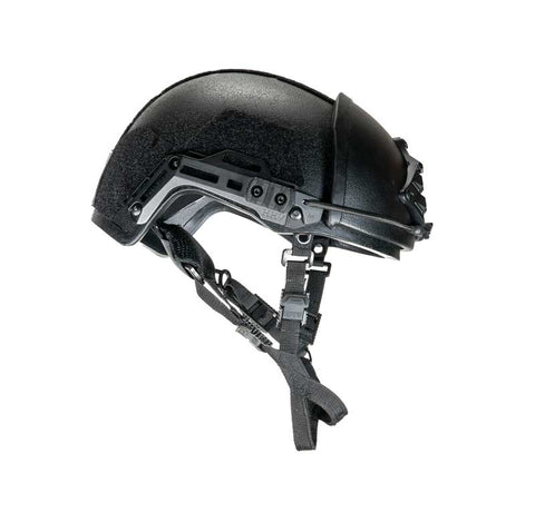 Up-armor for helmet