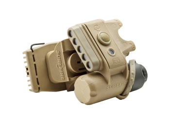 Surefire HL1 Light Ballistic Helmet Mount