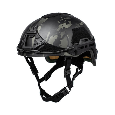 Tactical Helmet ATE Black Multi-Cam