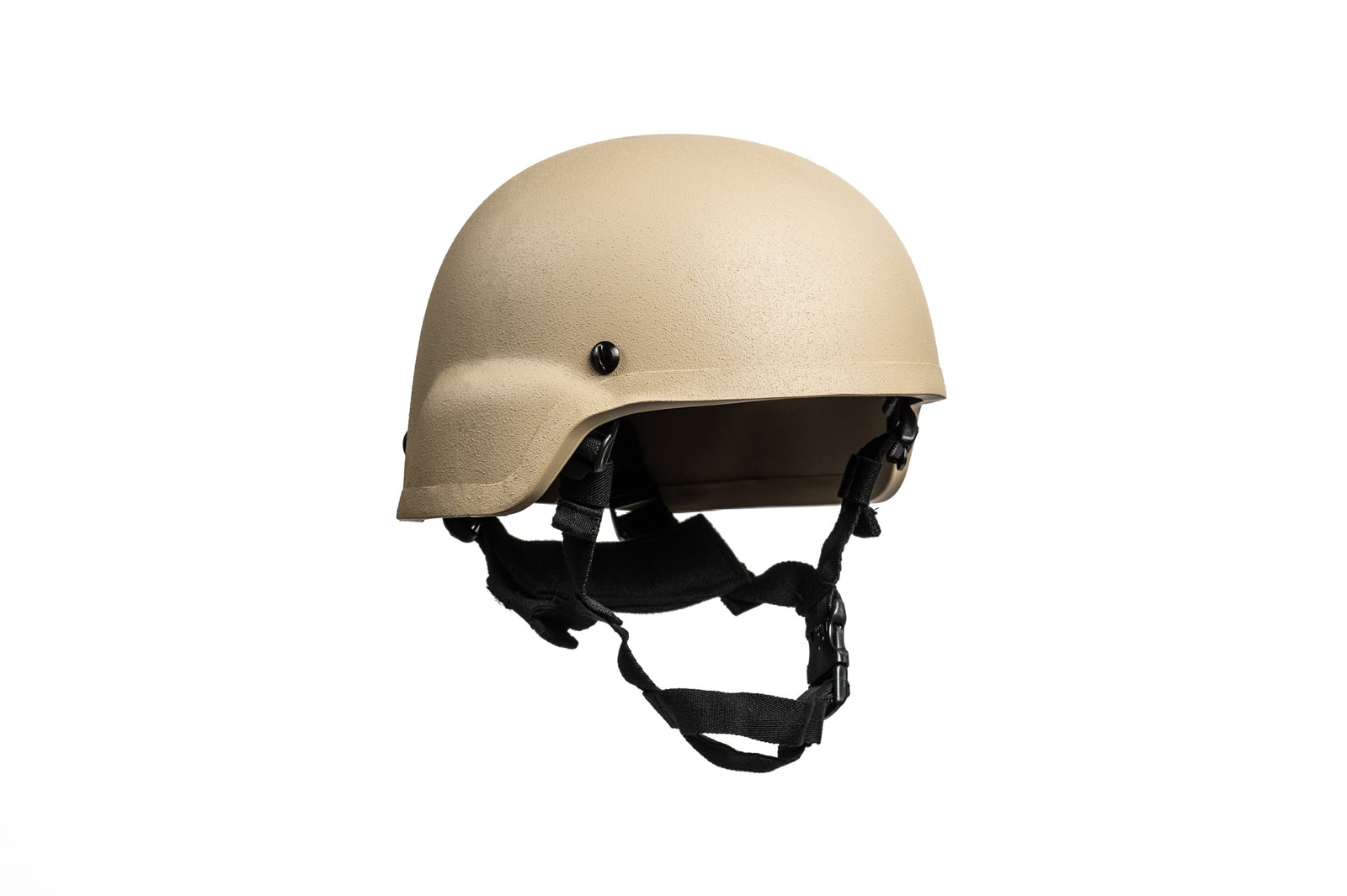 Hard Shell Helmet Tan Medium
