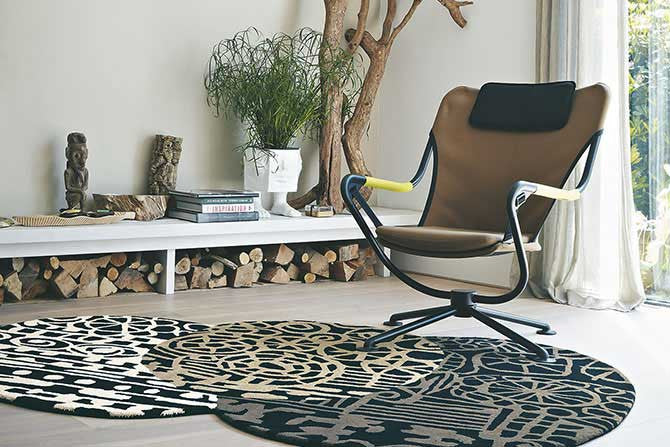 Decorating With Rugs: Be Bold and Beautiful - The Catwalk Rugs Journal
