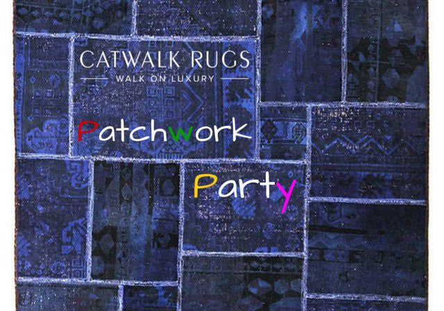 Patchwork Rug Design Party! - The Catwalk Rugs Journal