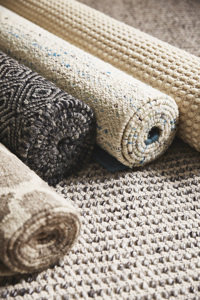 Our new Scandinavian Rug Range hits the Catwalk - The Catwalk Rugs Journal