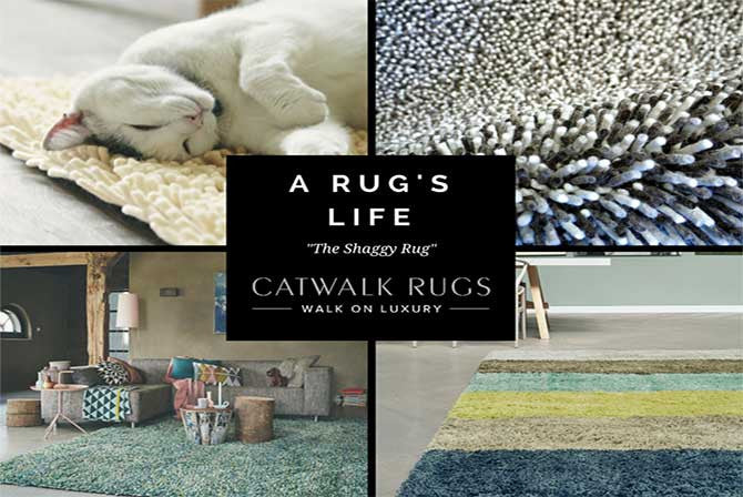 Shaggy Rugs, the history and styles of - A Rug's Life