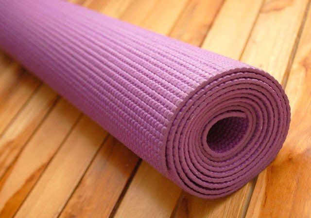 Did you know? Yoga Mats are related to Rug Pads - The Catwalk Rugs Journal