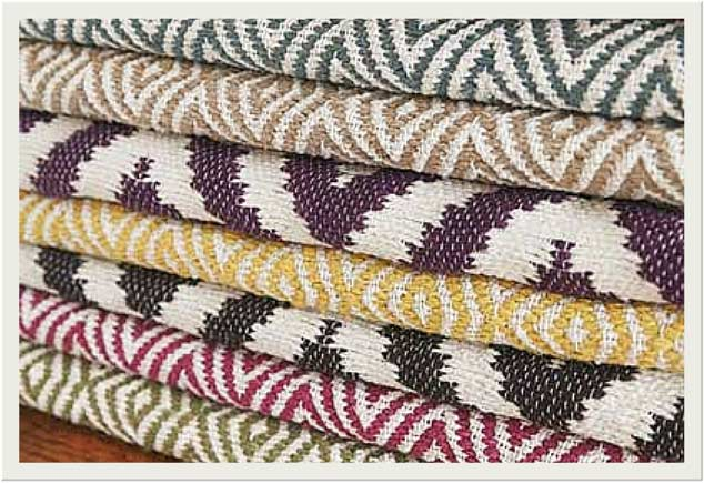 Abode Cotton Rug multi colour