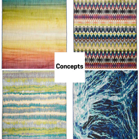 Our latest rug collections - June 2016