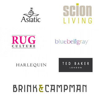 Rug brands we stock at Catwalk Rugs