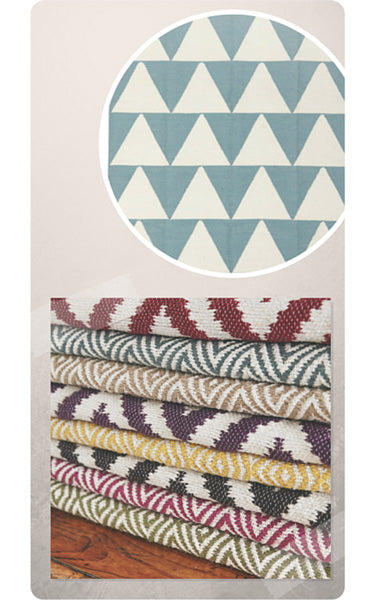 Rug Culture Nomad Rugs Stacked