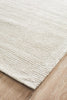 Rug Culture Allure Ivory Cotton Rayon Rug