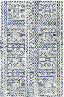 Aaliyah Tribal in Blue