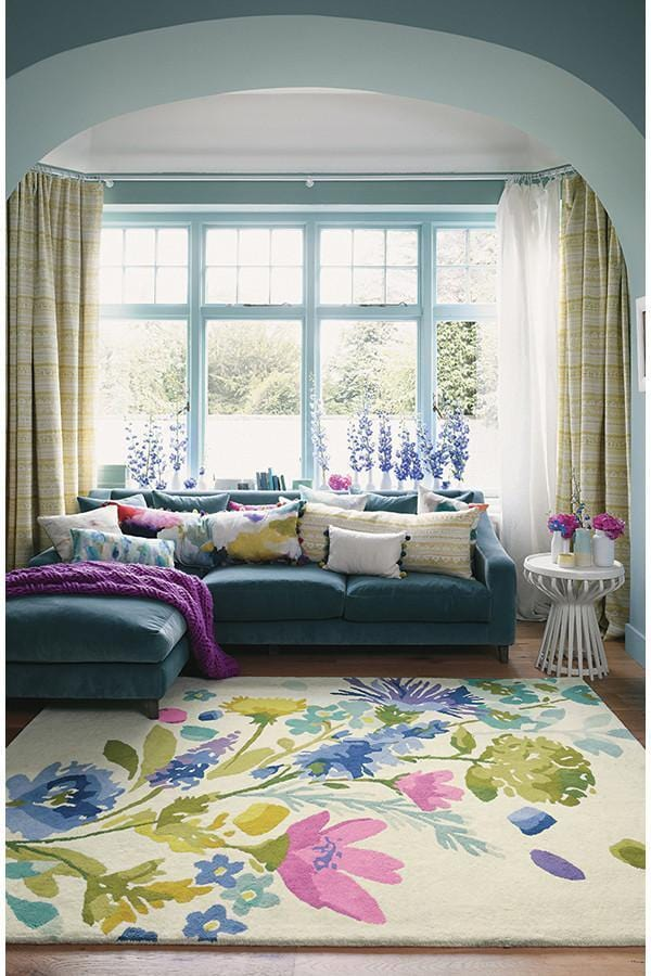 BlueBellGray Tetbury Meadow Rug