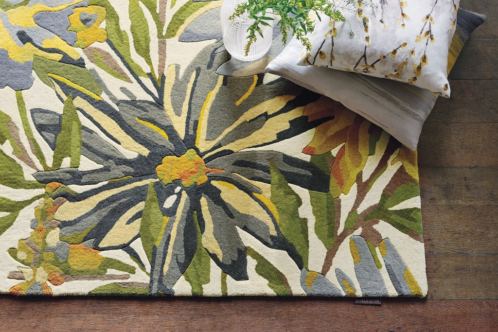 Harlequin Floreale in Maize : 44906