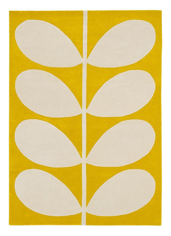 Orla Kiely Yellow Stem : 059306