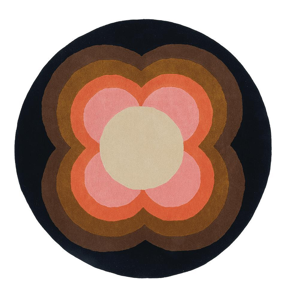 Orla Kiely Sunflower Pink : 060005