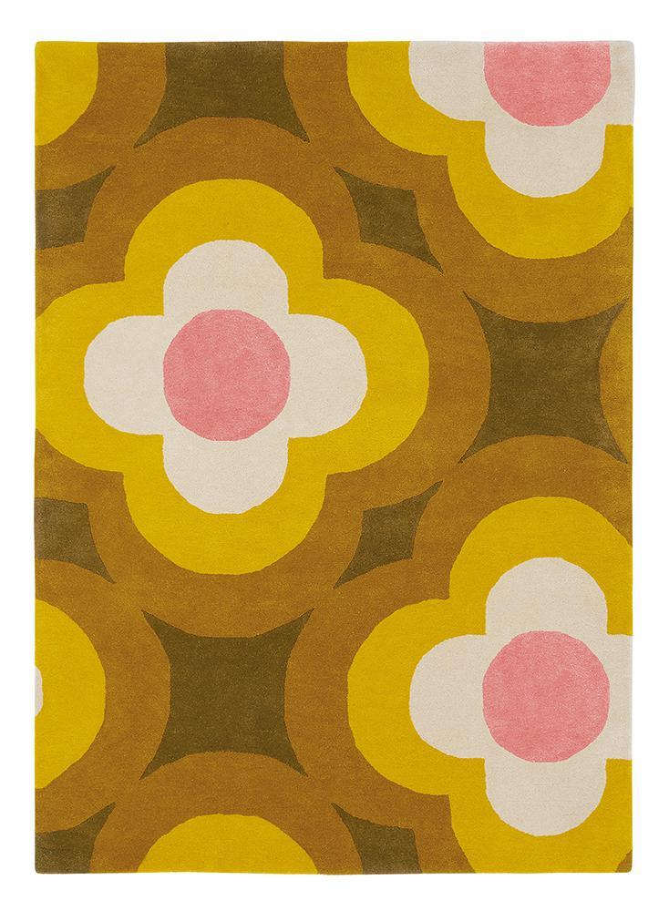 Orla Kiely Pulse Yellow : 060306