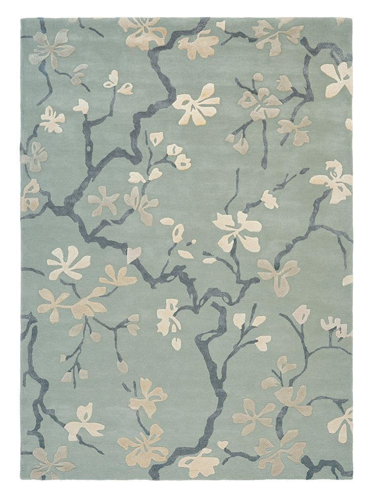 Sanderson Anthea in China Blue : 47107