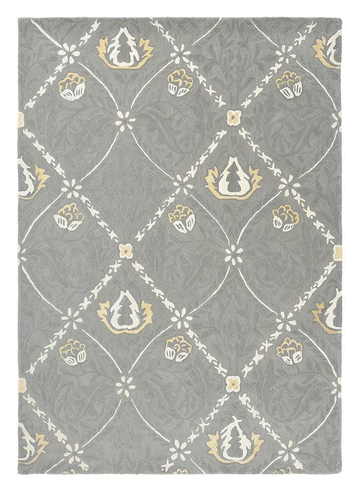 William Morris - Pure Trellis in Light Grey