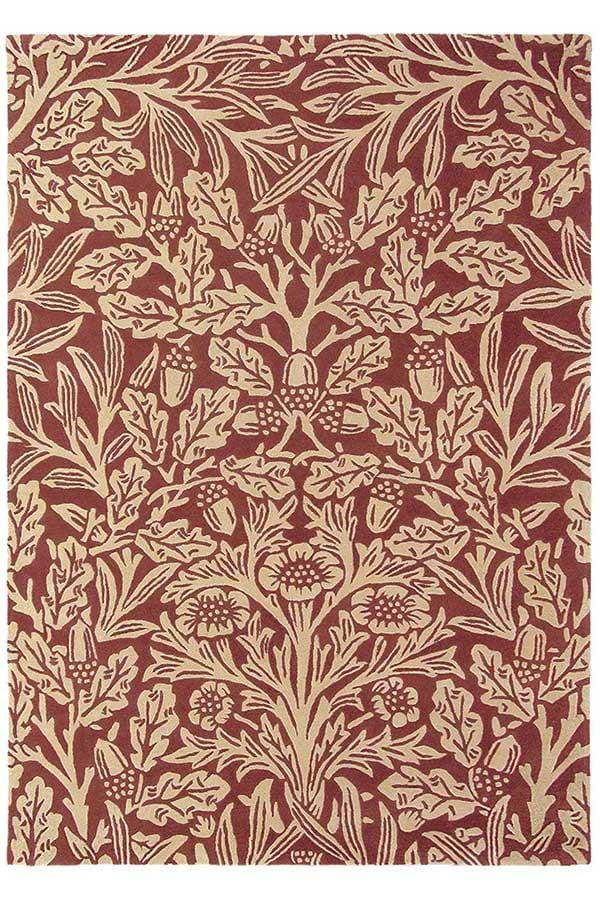 Morris & Co Oak in Crimson : 27900
