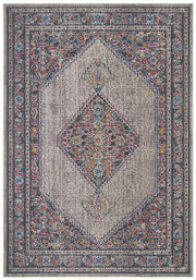 Rug Culture Eternal Whisper Diamond Grey Rug
