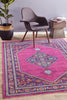 Rug Culture Eternal Whisper Diamond Pink Rug