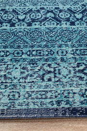 Eternal Esfahan in Blue - Available in Rug and Runner