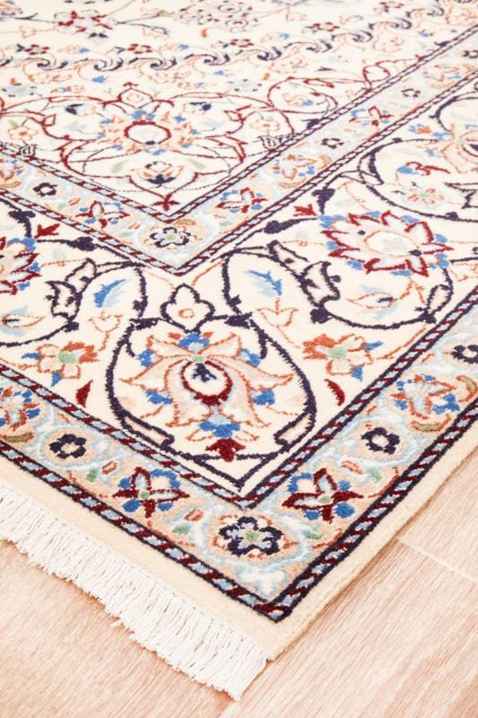Hand Knotted Persian Fine Quality Nain [293X200CM]