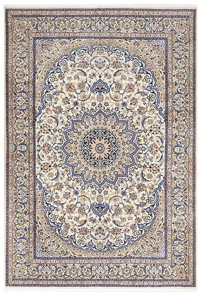 Hand Knotted Persian Fine Quality Nain [310X210CM]