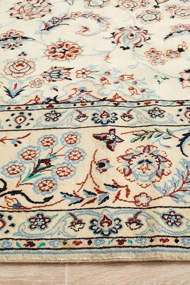Hand Knotted Persian Fine Quality Nain [355X245CM]