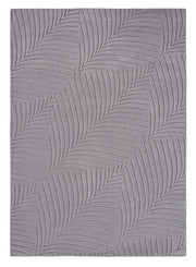 Wedgwood Folia No.5 in Grey (Also available in Round Rug)