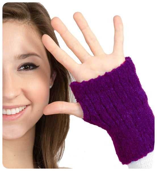 Sweater For Your Hands Merino Wool Hand Warmers by KD dance New York Made in USA @KDdanceNewYork #MadeInUSA - 9