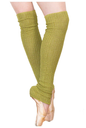 Leg Warmers: Knee High KrinkleSpun Soft Subtle Shine Legwarmers by KD dance New York Made In USA @KDdanceNewYork #MadeInUSA - 2