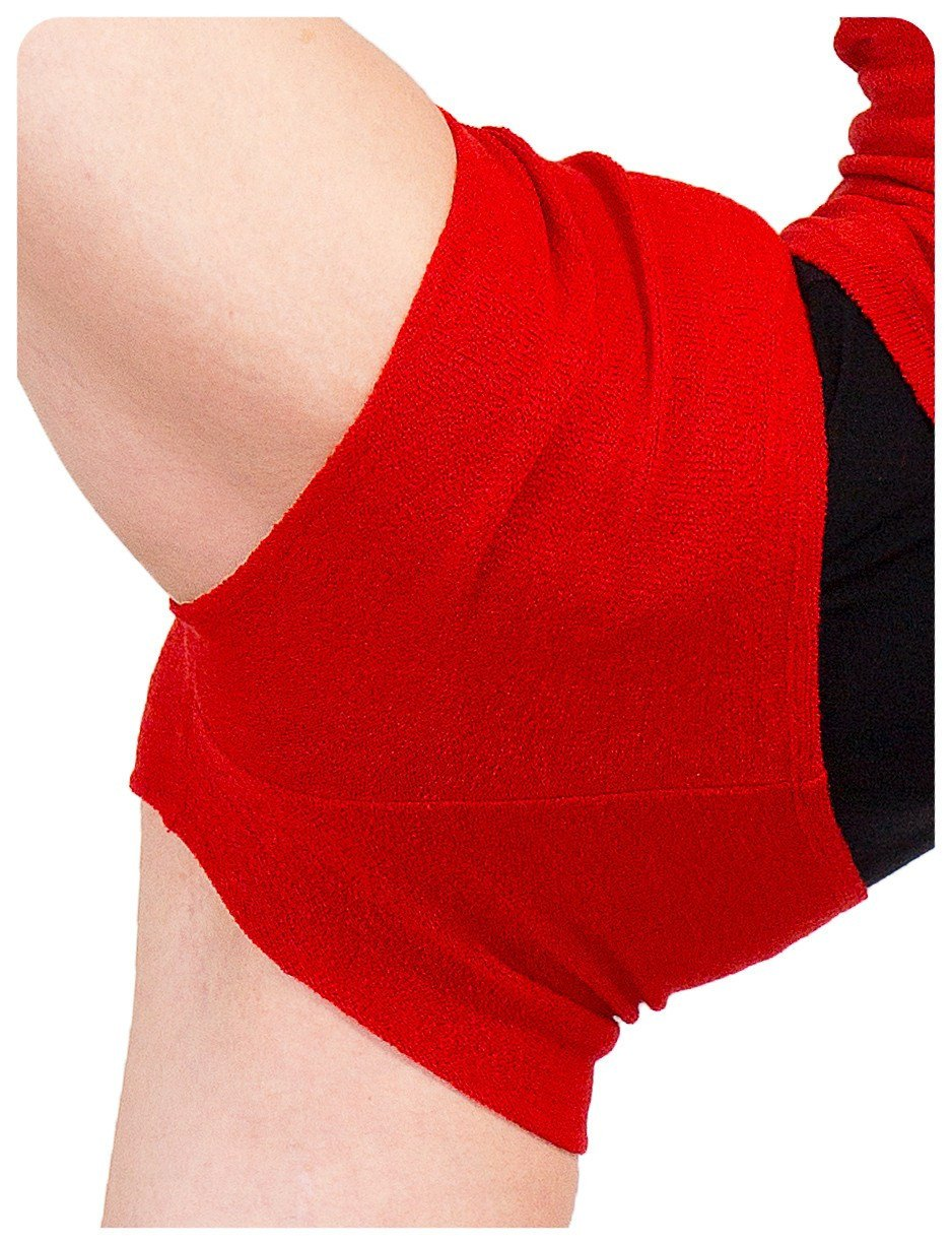 High Waist Dance Shorts @KDdanceNewYork #MadeInUSA - 13