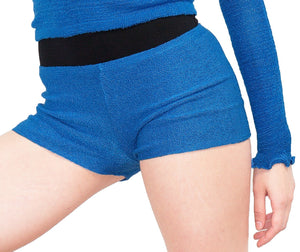High Waist Dance Shorts @KDdanceNewYork #MadeInUSA - 8