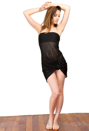 Sexy Sheer Bare Shoulder Mesh Dress by KD dance New York Made In USA @KDdanceNewYork #MadeInUSA - 4