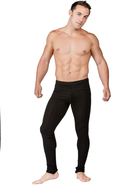 Men's Low Rise Dance Yoga Tights KD dance Stretch Knit Flexible Unique High Quality Made In USA @KDdanceNewYork #MadeInUSA - 10
