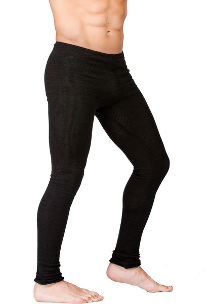 Men's Low Rise Dance Yoga Tights KD dance Stretch Knit Flexible Unique High Quality Made In USA @KDdanceNewYork #MadeInUSA - 4