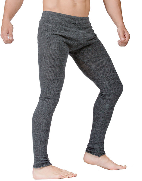Petite / XS / New York Black Men's Low Rise Dance Yoga Tights KD dance Stretch Knit Flexible Unique High Quality Made In USA @KDdanceNewYork #MadeInUSA - 1
