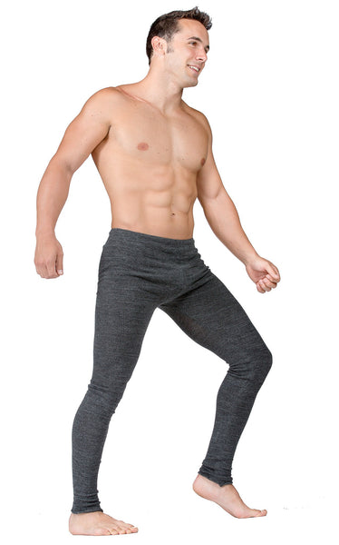 Men's Low Rise Dance Yoga Tights KD dance Stretch Knit Flexible Unique High Quality Made In USA @KDdanceNewYork #MadeInUSA - 9