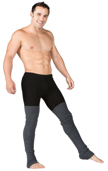 Men's Leg Warmers / Men's Dancewear / Thigh High Leg Warmers @KDdanceNewYork #MadeInUSA - 5