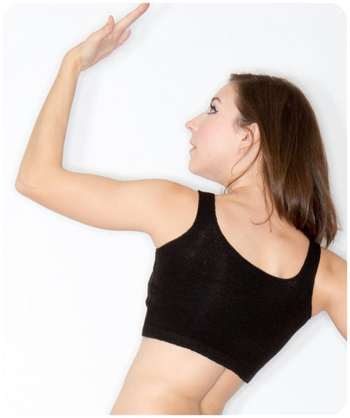 Midriff Tank Top by KD dance New York Dance Class to Yoga Made In USA @KDdanceNewYork #MadeInUSA - 5