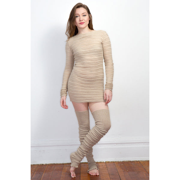 Dancewear Leg Warmers & Sweater Dress @KDdanceNewYork #MadeInUSA - 7