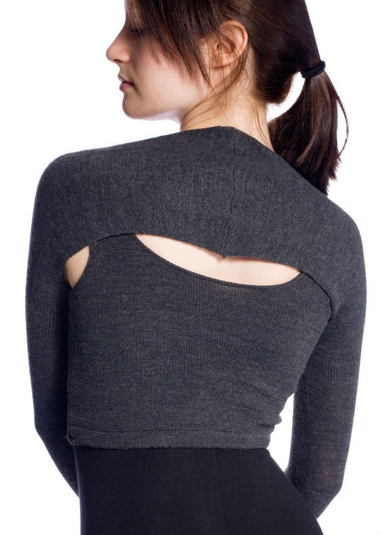 New York Black / Large Ballet Dance Shrug @KDdanceNewYork #MadeInUSA - 1