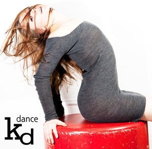 Sheer Off Shoulder Sexy Mesh Sweater Dress KD dance New York Warm, Cozy & Unique @KDdanceNewYork #MadeInUSA - 11