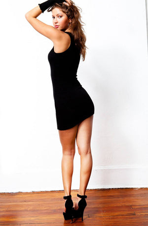 Sexy LBD / Little Black Dress / Mini Dress / In 20+ Colors @KDdanceNewYork #MadeInUSA - 11