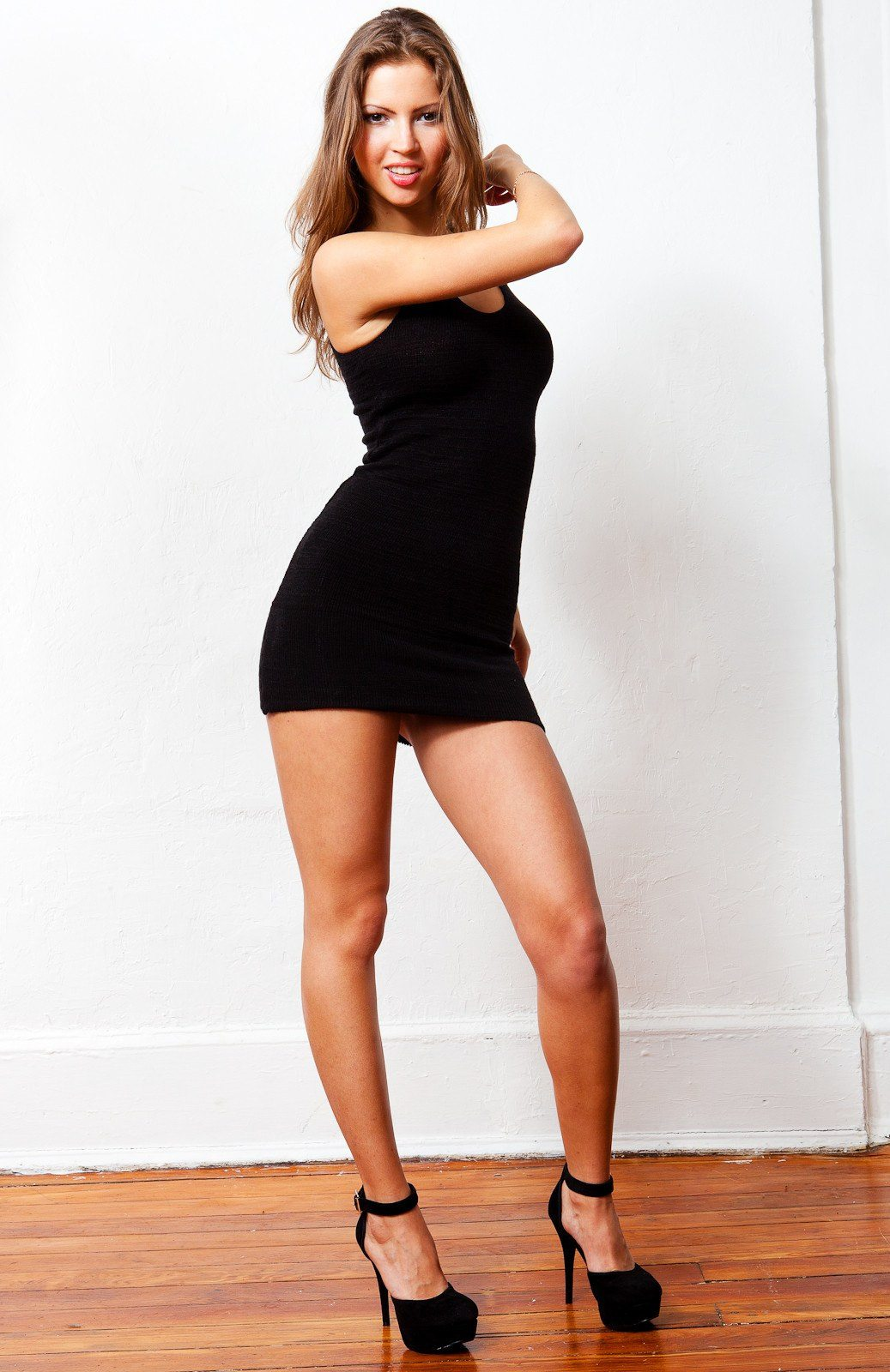 Sexy LBD / Little Black Dress / Mini Dress / In 20+ Colors @KDdanceNewYork #MadeInUSA - 5
